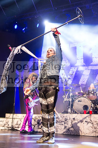 Steel Panther performs at Rebel in Toronto, Canada on Nov. 30, 2106