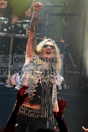 Steel Panther - HOB Hollywood 9-17-12