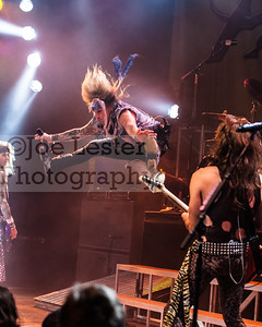 Steel Panther - HOB Hollywood 8-6-12
