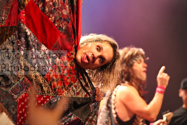 Steel Panther - HOB Hollywood 7-31-12
