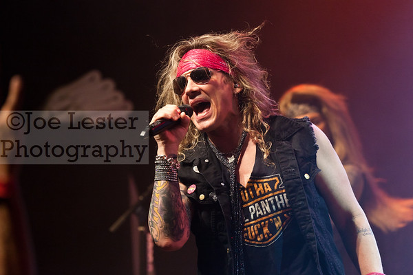 Steel Panther - HOB Hollywood return 4-2-12