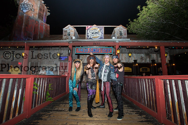 Steel Panther - HOB Hollywood 6-25-15