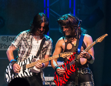 Steel Panther - HOB Hollywood 8-12-13 (Gilby Clarke)