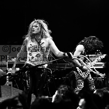 Steel Panther - HOB Hollywood 1-23-12
