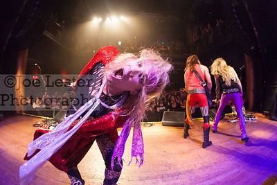 Steel Panther performs at the House of Blues in San Diego, CA on Friday, May 13, 2016