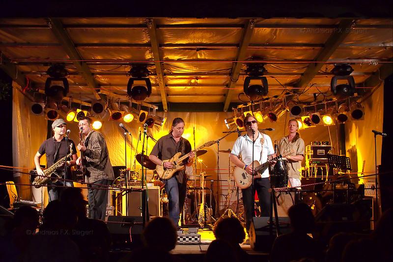 Stimulators live am Klosterseefest 2008