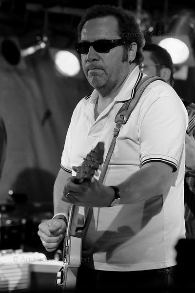 Oliver Stephan<br /> Stimulators live am Klosterseefest 2008