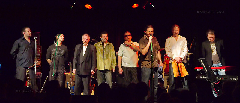 Stimulators, Altes Kino February 2009