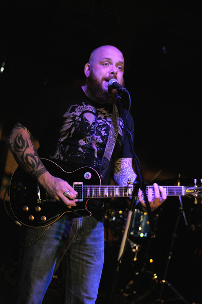 Brandon Jenkins at Big Sam's Grill in Corpus Christi, TX in June 2009