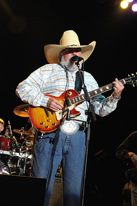 Charlie Daniels and Band at Concrete Street Amphitheatre in Corpus Christi, TX