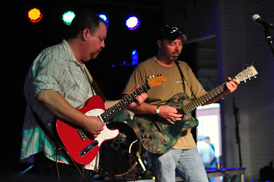 Indianola Railroad at the Rory Braun benefit at Brewster Street Icehouse in Corpus Christi, TX on May 3, 2009