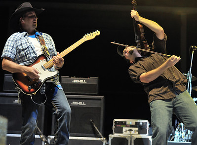 Kevin Fowler Band at the Longneck Legends Show in Corpus Christi, TX.  These guys put on a great show!