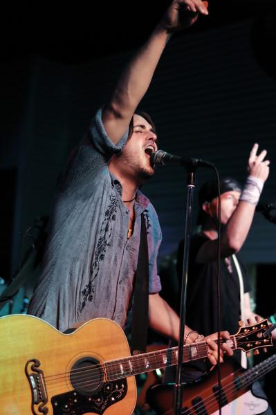 Mark Mckinney Band at Brewster Street Icehouse in Corpus Christi, TX on 5/21/2009
