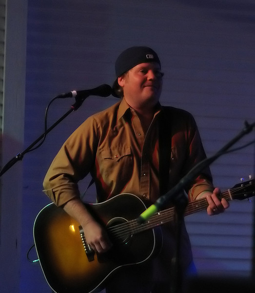 Randy Rogers and Wade Bowen acoustic set at Brewster Street Icehouse in Corpus Christi, TX on 05/18/2009