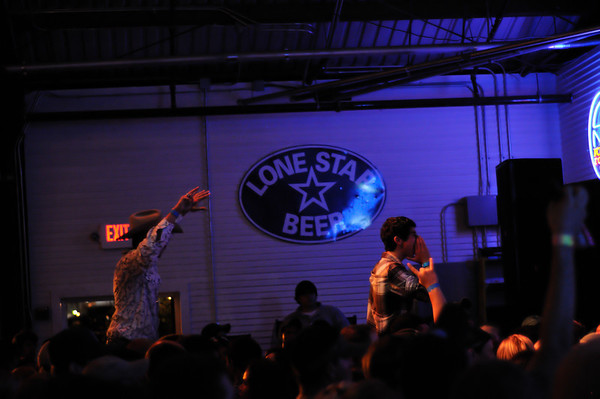 Reckless Kelly at Brewster Street Icehouse in Corpus Christi, TX on 04/30/09