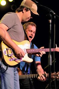 Scott Wiggins Band in Corpus Christi, TX at Concrete Street on 08/15/09.