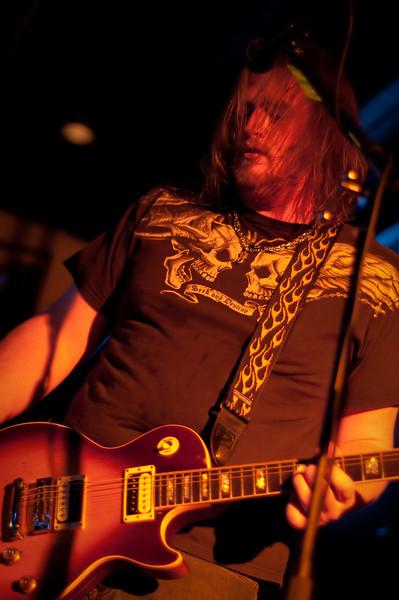 Scott Wiggins Band @ Big Sam's in Corpus Christi, TX on March 14, 2009