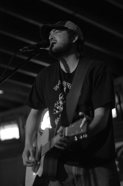 Ty Dietz @ Big Sams in Corpus Christi, TX on March 14, 2009