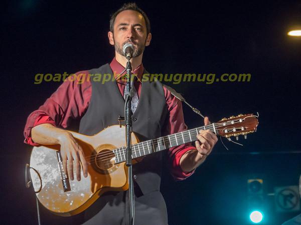 The Domingo de Grazia Band 2015-05-11
