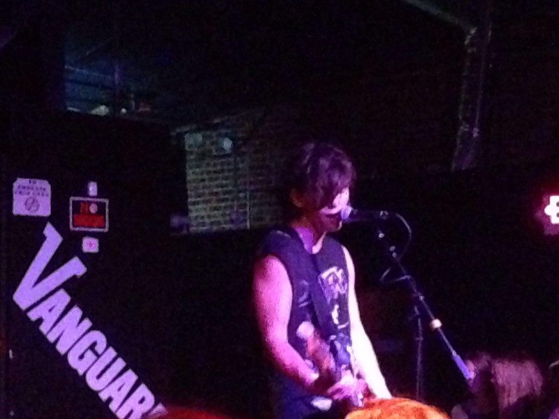 The Griswolds<br /> The Vanguard<br /> Tulsa, OK<br /> Sept 6, 2014