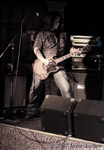 The Holy Ghostriders at Club Underground.  April 28, 2007