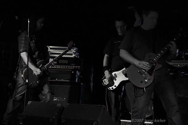 The Holy Ghostriders - 04-28-07  Club Underground, Minneapolis, MN