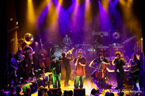 The Kyteman Orchestra - Tivoli, Utrecht NL