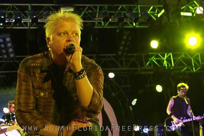 Sunfest 2013 The Offspring 2013