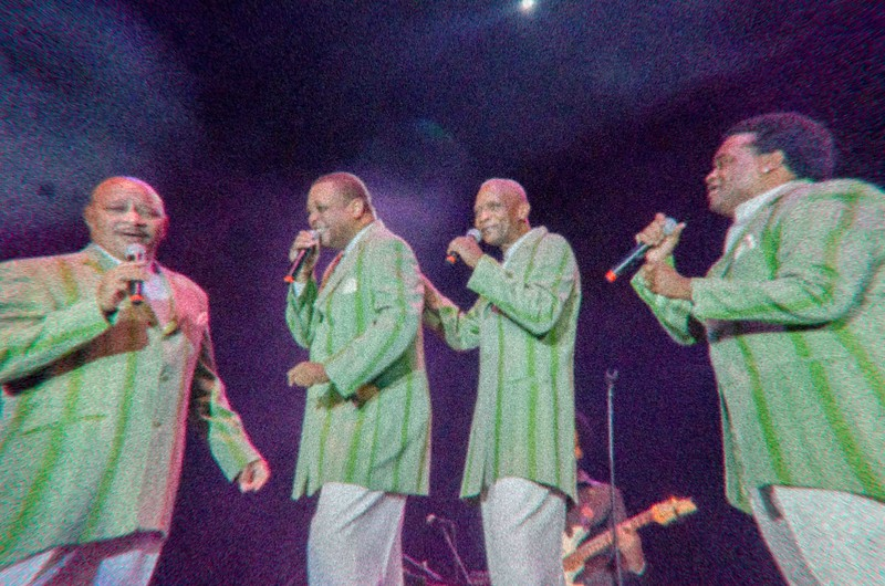 170914 The Stylistics (Los Angeles County Fair)