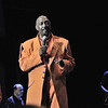 The old man, the only remaining alive original Temptation .  OTIS WILLIAMS