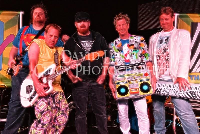 The Whammies Cincinnati 80s Band
