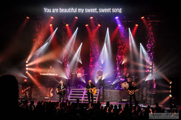 Steven Curtis Chapman and Third Day #SCC3D