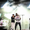 TobyMac & Mr. Talkbox singing Feel It (photo  by Annette Holloway Photography)