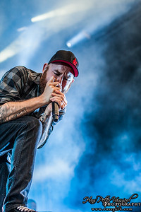 In Flames @ Tons of Rock 2015