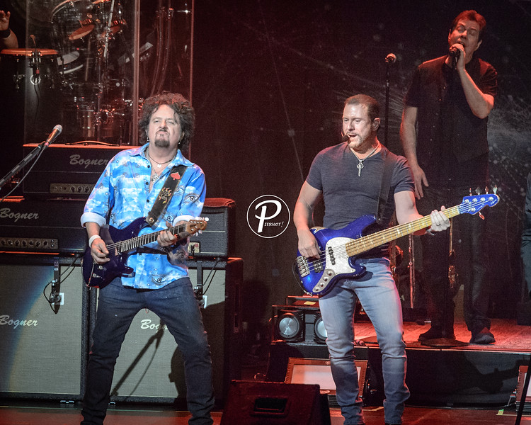 Toto Live in New Brunswick