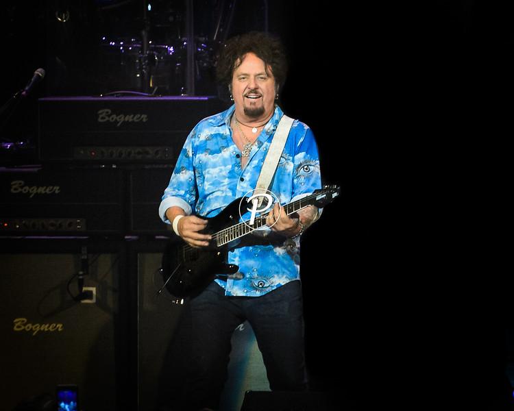 Toto Live in New Brunswick