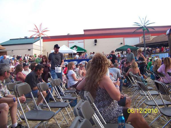 Travis Tritt concert ,june 2010