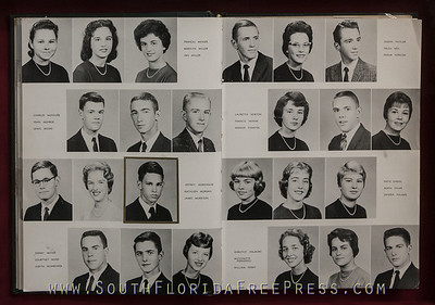 Jim Morrison Yearbook