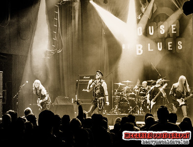 Hellbent @ House of Blues - San Diego