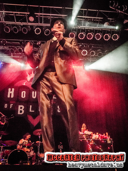 Jane's Diction @ House of Blues - San Diego