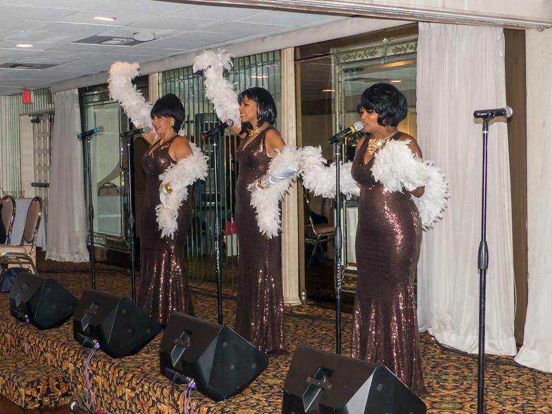 Tribute - The Corvelles (The Supremes) 190907