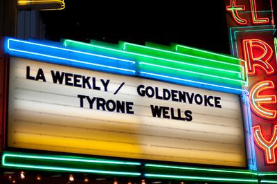 Tyrone Wells - El Rey