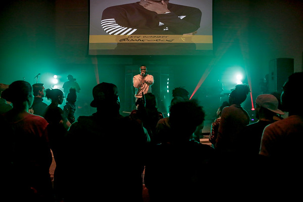FOCUS on Nostalgia Tour with Da' T.R.U.T.H. at OV Church in Norfolk VA 3-23-18 by Annette Holloway Photo