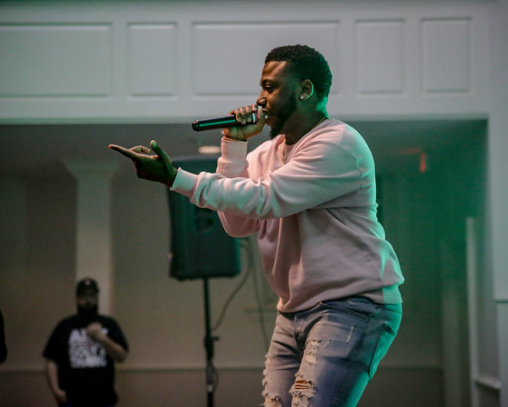 FOCUS on Nostalgia Tour with Da' T.R.U.T.H. at OV Church in Norfolk VA 3-23-18 by Annette Holloway Photo