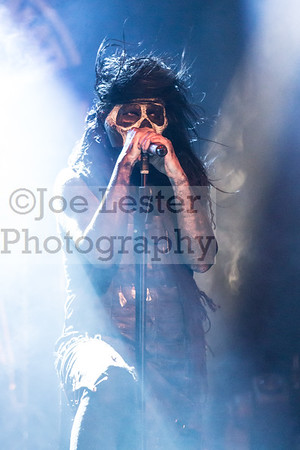Wednesday 13 performs at the Whiskey A Go Go in Hollywood, CA 7-12-15