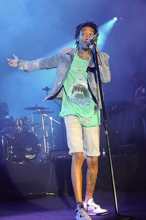 Wiz Khalifa at UNF