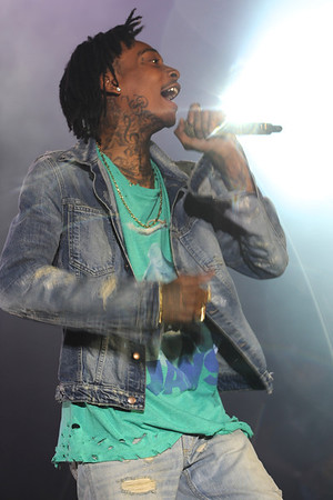 Wiz Khalifa at UNF