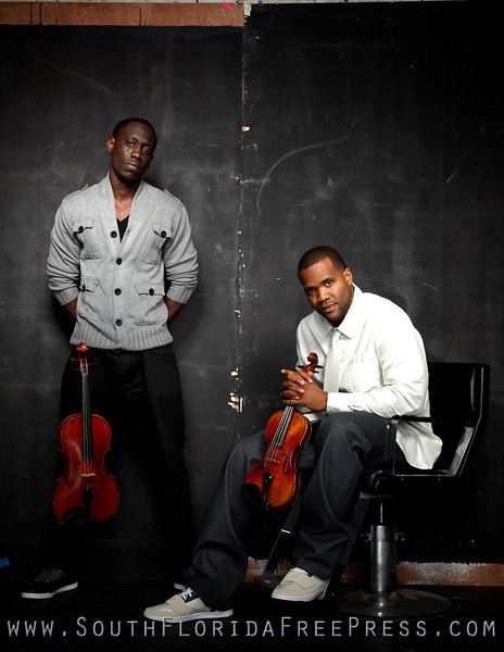 World-renowned Black Violin to Perform