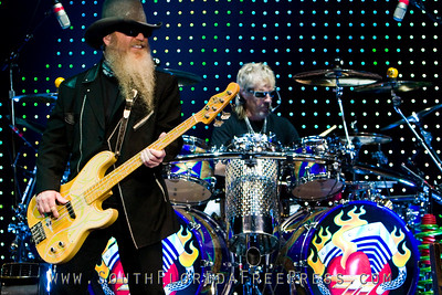 ZZ Top, Billy Gibbons, Dusty Hill, Frank Beard