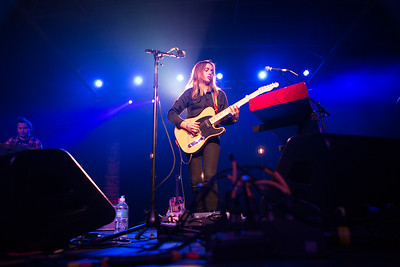 Julien Baker Performs at Marathon Music Works on Thursday. November 30, 2017 (Photo by Hunter Long)